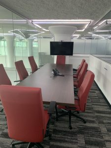 Conference room in South Bend office